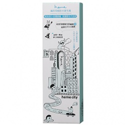 heme 睫毛膏-City纖長飛翹防水睫毛膏 City Lengthening Curl Waterproof Mascara