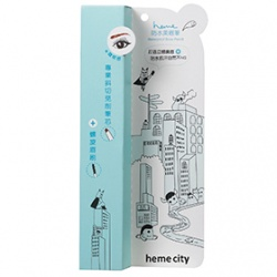 heme 眉彩-City防水美眉筆 City Waterproof Brow Pencil