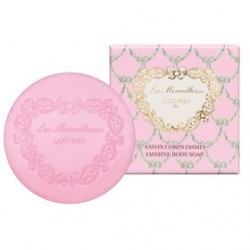 Les Merveilleuses LADUREE Body Care-花園香氛皂(茉莉) BODY SOAP