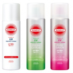 高效防曬噴霧SPF50+/PA++++ SUNCUT UV PROTECT SPRAY Nc