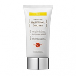 透薄持久防曬乳 SPF50+ PA+++ Medi UV Block Suncream SPF50+ PA+++