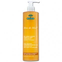 NUXE 黎可詩 蜂蜜舒緩保養系列-蜂蜜全效溫和潔膚凝膠