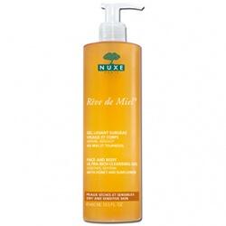 蜂蜜全效溫和潔膚凝膠
