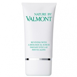 Valmont 法兒曼 臉部去角質-光采透淨角質凝膠 REVIVING WITH A BIOLOGICAL SCRUB