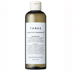 THREE 洗髮-舒活洗髮露(修護) THREE SCALP & HAIR SHAMPOO AC