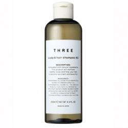 THREE 舒活精萃系列(AC)-舒活洗髮露(修護) THREE SCALP & HAIR SHAMPOO AC