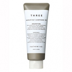 舒活護髮霜(活化) THREE SCALP & HAIR CONDITIONER AC