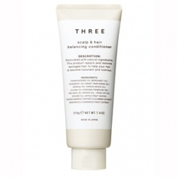 THREE-平衡護髮(修護) SCALP & HAIR BALANCING CONDITIONER
