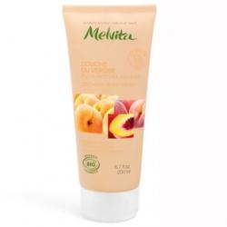 Melvita 蜜葳特 有機沐浴系列-歐盟Bio蜜桃溫和沐浴露 Orchard Body Wash Tender Fruits