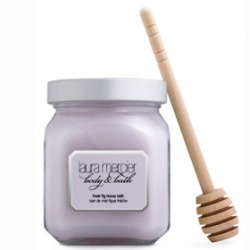 laura mercier 蘿拉蜜思 沐浴清潔-蜂蜜泡浴露(清新無花果) Honey Bath