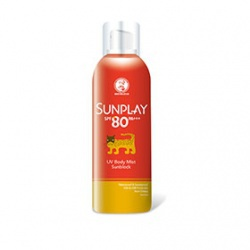 超透持久防曬噴霧 SPF80 PA+++  UV Body Mist Sunblock