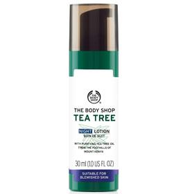 The Body Shop 美體小舖 乳液-茶樹淨膚夜間修護乳