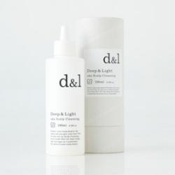 頭皮淨化液 Scalp Cleansing D&L