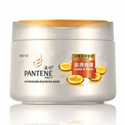 PANTENE 潘婷 染燙修護系列-染燙修護深層滋養髮膜