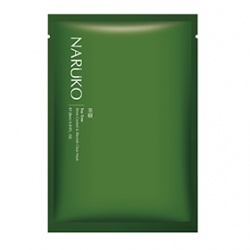茶樹神奇痘痘黑面膜 Tea Tree Shine Control & Blemish Clear Mask