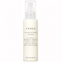 護髮造型乳 THREE HAIR CARE & STYLING EMULSION