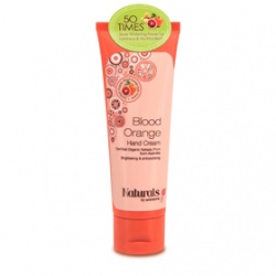 Naturals by Watsons 手部保養-法國有機血橙潤手霜