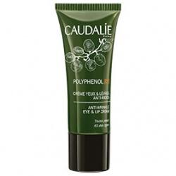 CAUDALIE 歐緹麗 眼部保養-葡萄籽多酚C15賦活眼唇修護霜  ANTI-WRINKLE EYE AND LIP CREAM