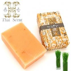 檸檬草山羊奶手工保養皂 Thai Scent Goat Milk Lemongrass Soap