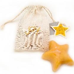 Soap-n-Scent 泰香 造型草本手工皂-草本手工皂傳遞訊息系列-Joy喜樂 Thai Scent Message Bag-Peace