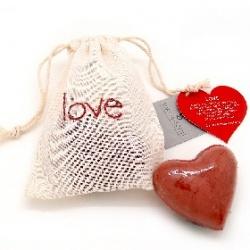 草本手工皂傳遞訊息系列-Love愛 Thai Scent Message Bag-Love