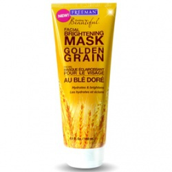 黃金穀粒煥白淡斑面膜 Golden Grain Facial Brightening Mask