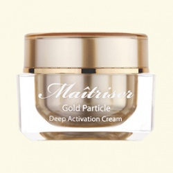 金燦奇肌亮顏賦活凝霜 Gold Particle Deep Activation Cream
