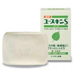 Yuskin 悠斯晶 沐浴清潔-悠斯晶S透明皂