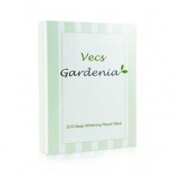 Vecs Gardenia  嘉丹妮爾 臉部保養-Q10橄欖葉淨白面膜