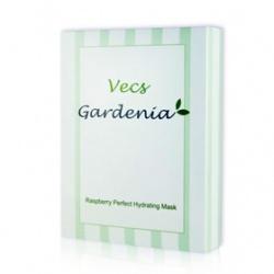 Vecs Gardenia  嘉丹妮爾 保養面膜-覆盆莓完美水嫩保濕面膜