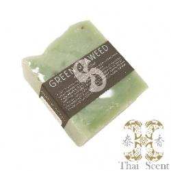 Soap-n-Scent 泰香 草本手工皂-綠藻草本手工皂 Thai Scent Cake Soap(Green Seaweed)