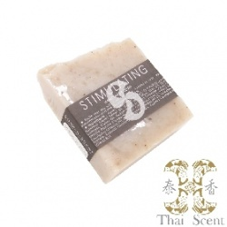 激勵草本手工皂 Thai Scent Cake Soap(Stimulating)