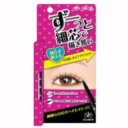 KISS ME 奇士美-開架 眼線-BiBo Lovely兩用眼線筆