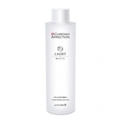 Chrono Affection 時間寵愛 V淨光全效美白系列-V淨光全效美白機能水 V Series highly concentrated brightening toner