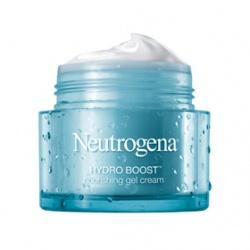 Neutrogena 露得清 水活保濕系列-水活保濕無香特潤凝霜