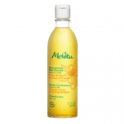 Melvita 蜜葳特 有機純植護理系列-歐盟BIO柔潤洗髮精