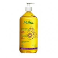 Melvita 蜜葳特 有機純植護理系列-歐盟BIO溫和雙效洗髮精