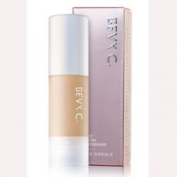 BEVY C. 妝前保養 底妝系列-裸紗親膚透顏粉底液 SPF35 PA+++ LUMISOFT PERFECTION FOUNDATION NUDE SPF35 PA+++