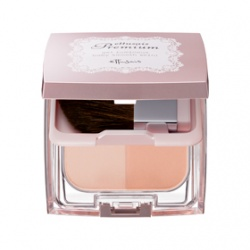 ettusais 艾杜紗 喚顏肌密系列-喚顏肌密3D光感蜜粉餅SPF15/PA++ Premium Luminous Powder SPF15/PA+