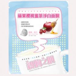 蘋果櫻桃蜜茶淨白面膜