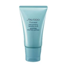 SHISEIDO 資生堂-專櫃 臉部去角質-毛孔潔淨溫感凝露