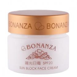 BONANZA 寶藝 乳霜-陽光日霜SPF20 PA++