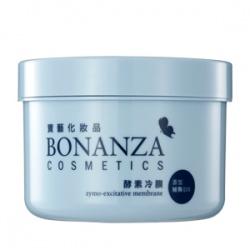 BONANZA 寶藝 保養面膜-Q10酵素冷膜