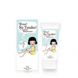 Angel Key 身體保養-玻璃鞋沁涼角質清潔乳