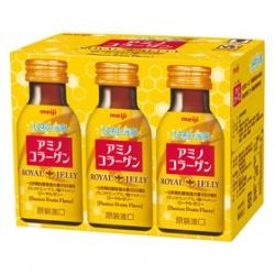 meiji 明治 Amino Collagen-明治蜂王乳膠原飲