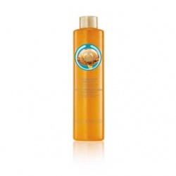 The Body Shop 美體小舖 摩洛哥堅果油身體護膚系列-摩洛哥堅果油泡泡香浴乳
