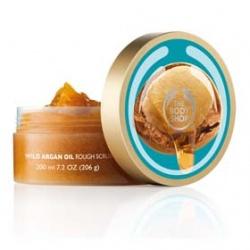 The Body Shop 美體小舖 摩洛哥堅果油身體護膚系列-摩洛哥堅果油磨砂膏