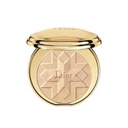Dior 迪奧 底粧系列-金燦星光蜜粉盒