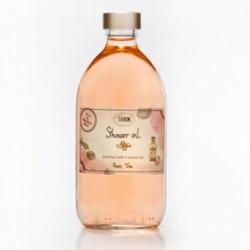 玫瑰花語沐浴油