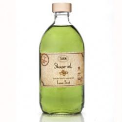 SABON 沐浴清潔-檸檬羅勒沐浴油